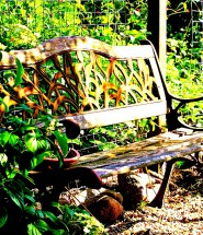 banc-de-jardin